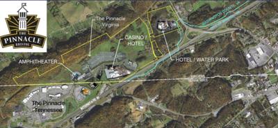 Proposed Washington County, Va. casino