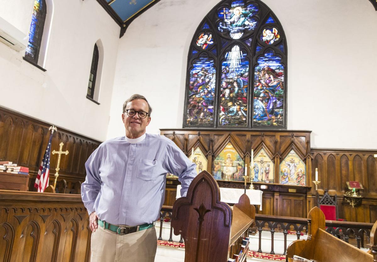 Rev. Rick Greenwood