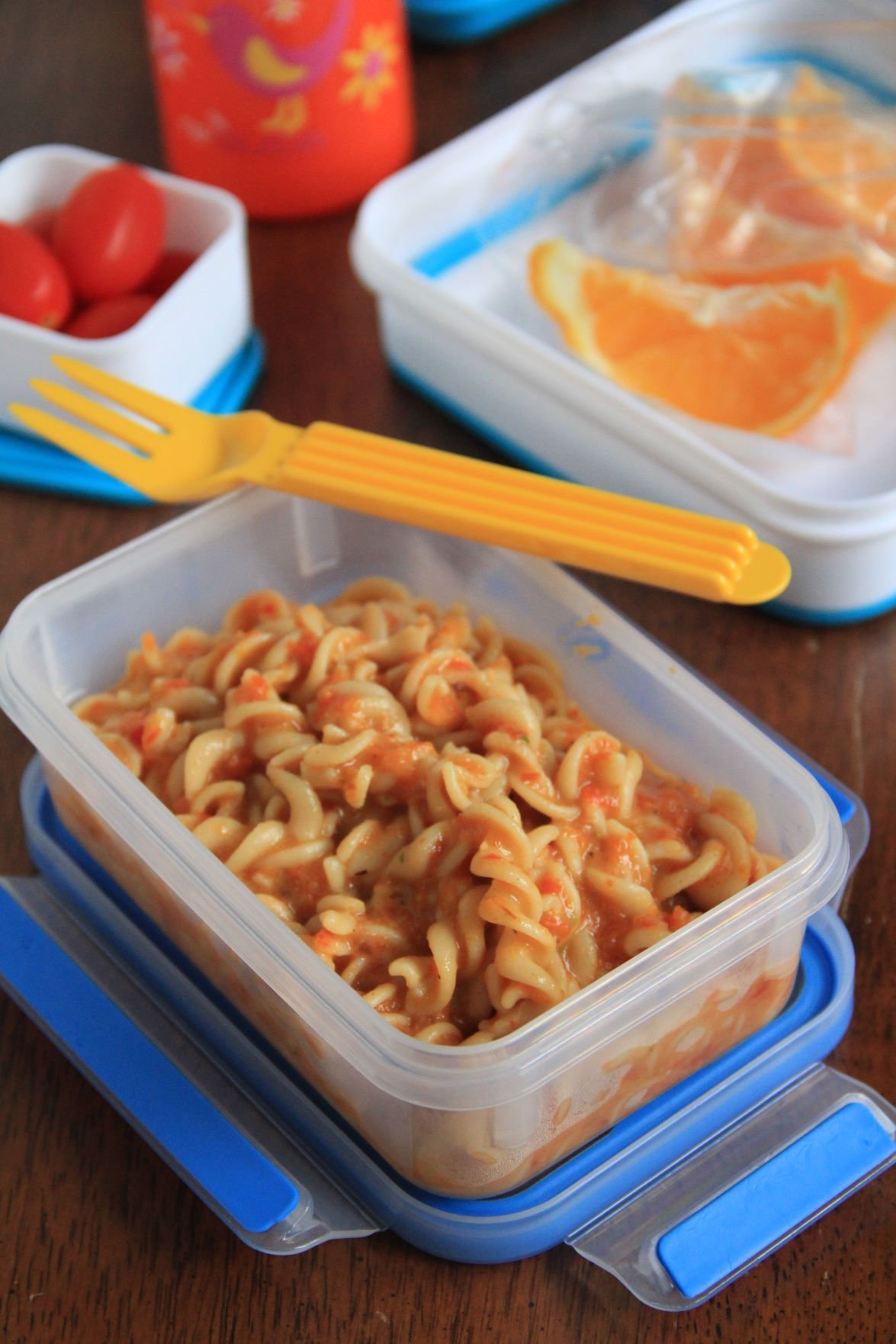 from learning to lunch: ideas for school lunches for kids with food