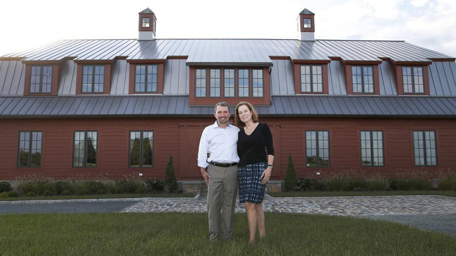 Architects Convert Hay Barn In Hanover County Into Their Residence Business News Richmond Com