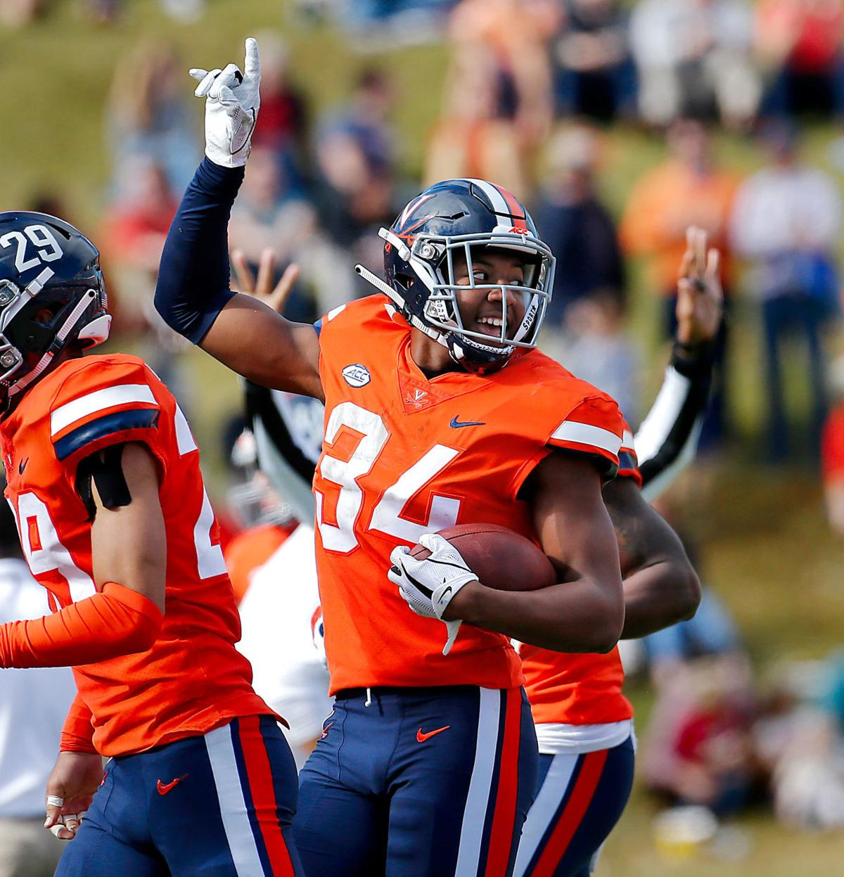 Woody Winning Has Become The New Normal For Uva Football College