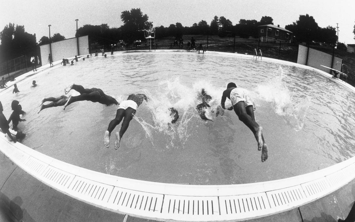 From The Archives Richmond Swimming Pools From The Archives