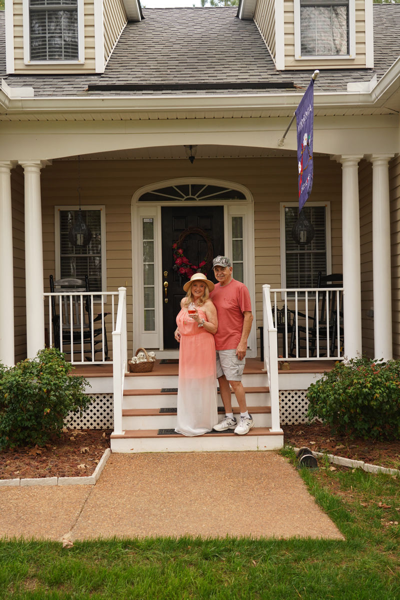 Porches of Powhatan feature series: Week 3