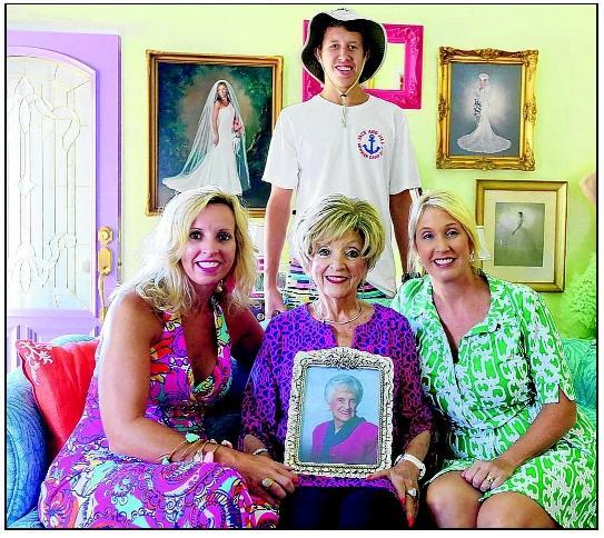 matriarchal family