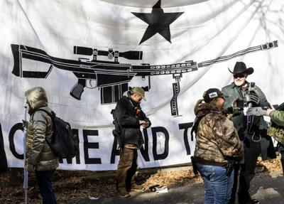 pro-gun rally