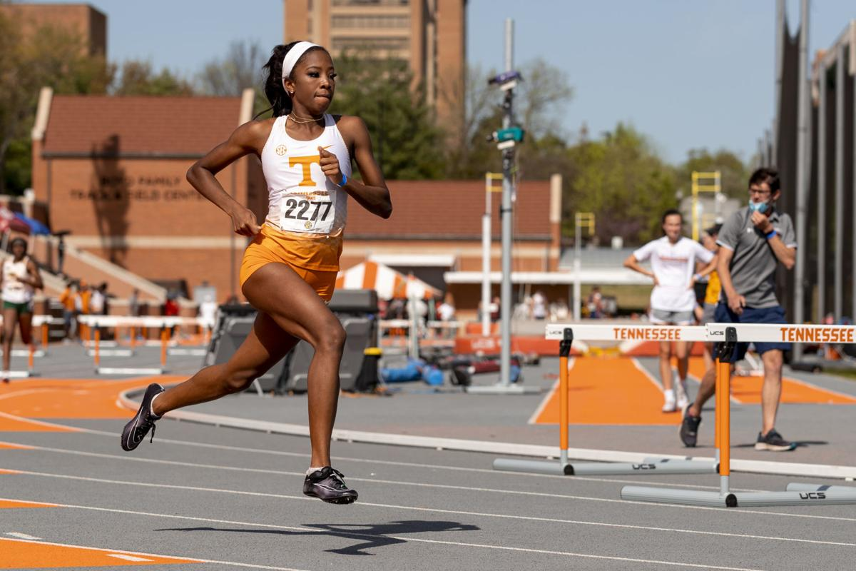 KNOXVILLE, TN - 2021.04.09 - 53rd Tennessee Relays  - Day 2