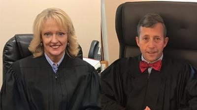 New judges take the bench in Powhatan