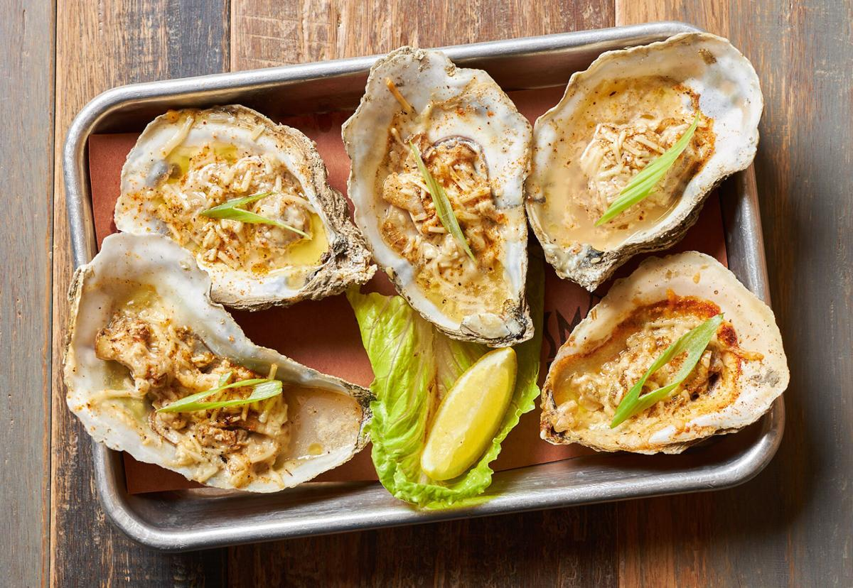 New Orleans-Style Grilled Oysters