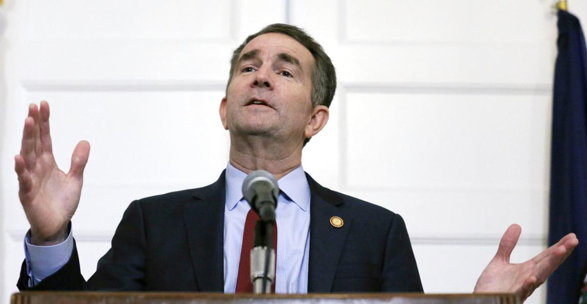 Northam press conference