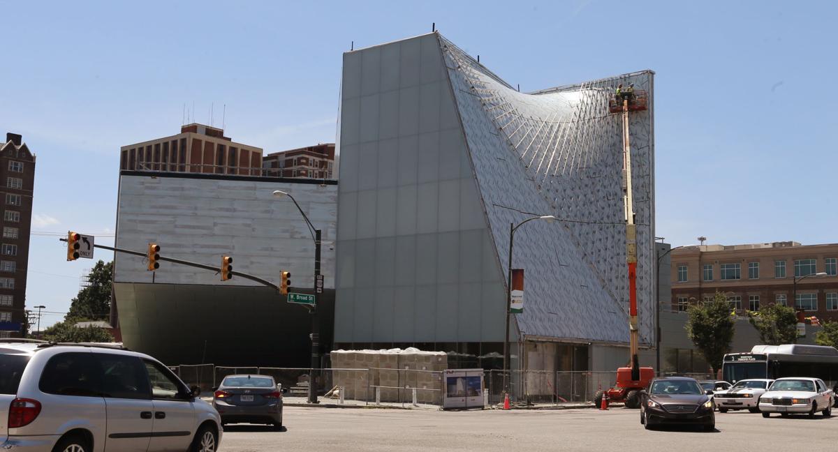 vcu s landmark ica arts building opening delayed until