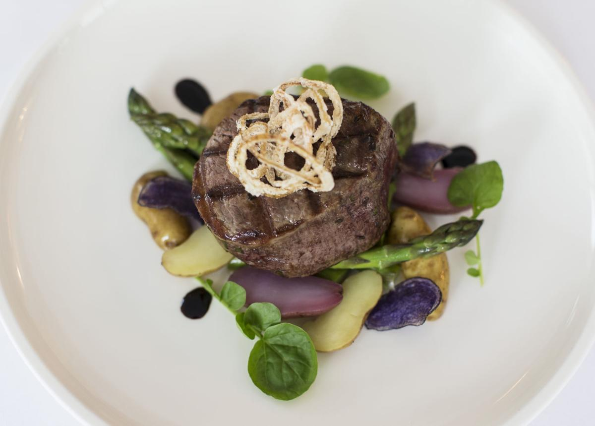 restaurant review lemaire restaurant makes for grand dining in a
