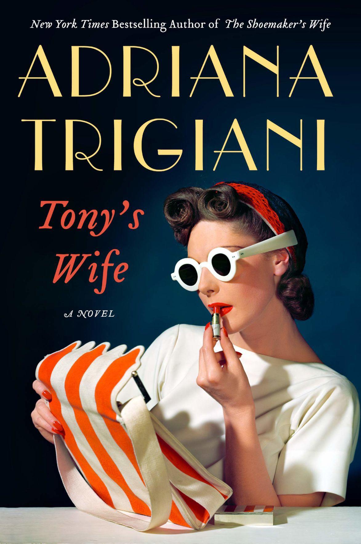 Tony's Wife cover