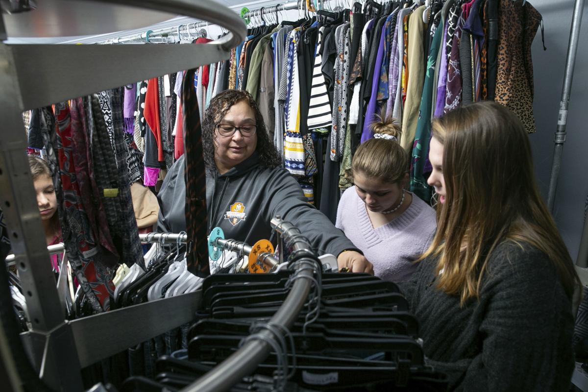 Exchange-Clothing Donations