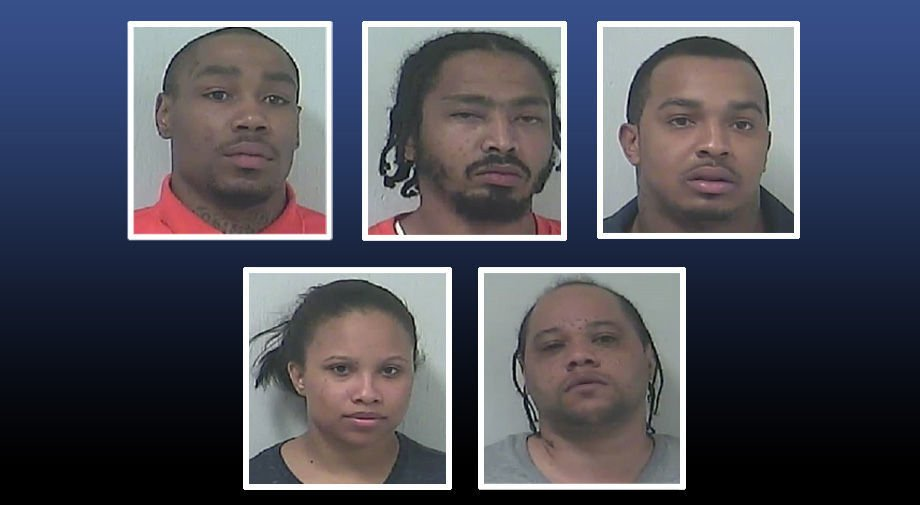 5 Arrested In Craigslist Robbery In Hanover Crime News