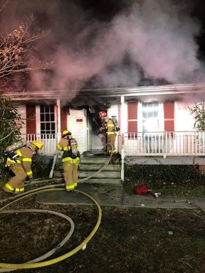 Henrico House Fire 0209