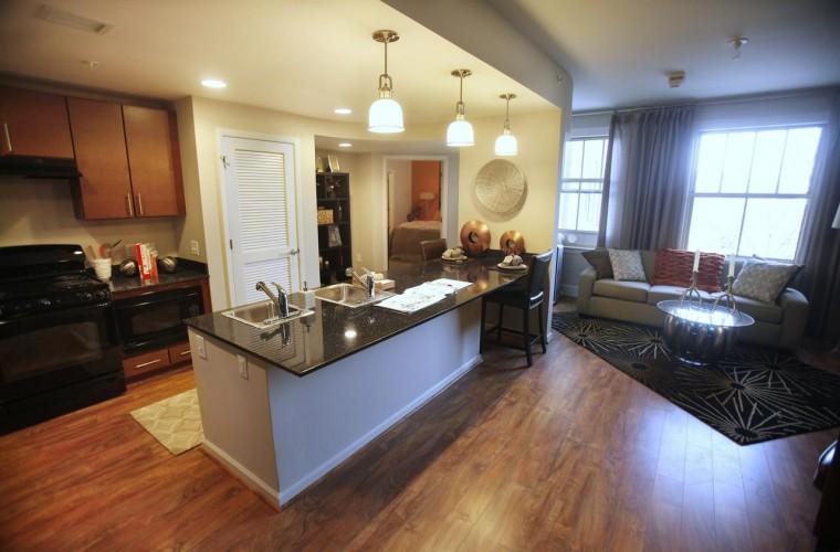 Restored Hotel John Marshall Reopens As Living Retail