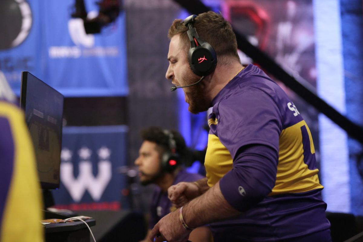 Lakers Gaming v Cavs Legion Gaming Crew
