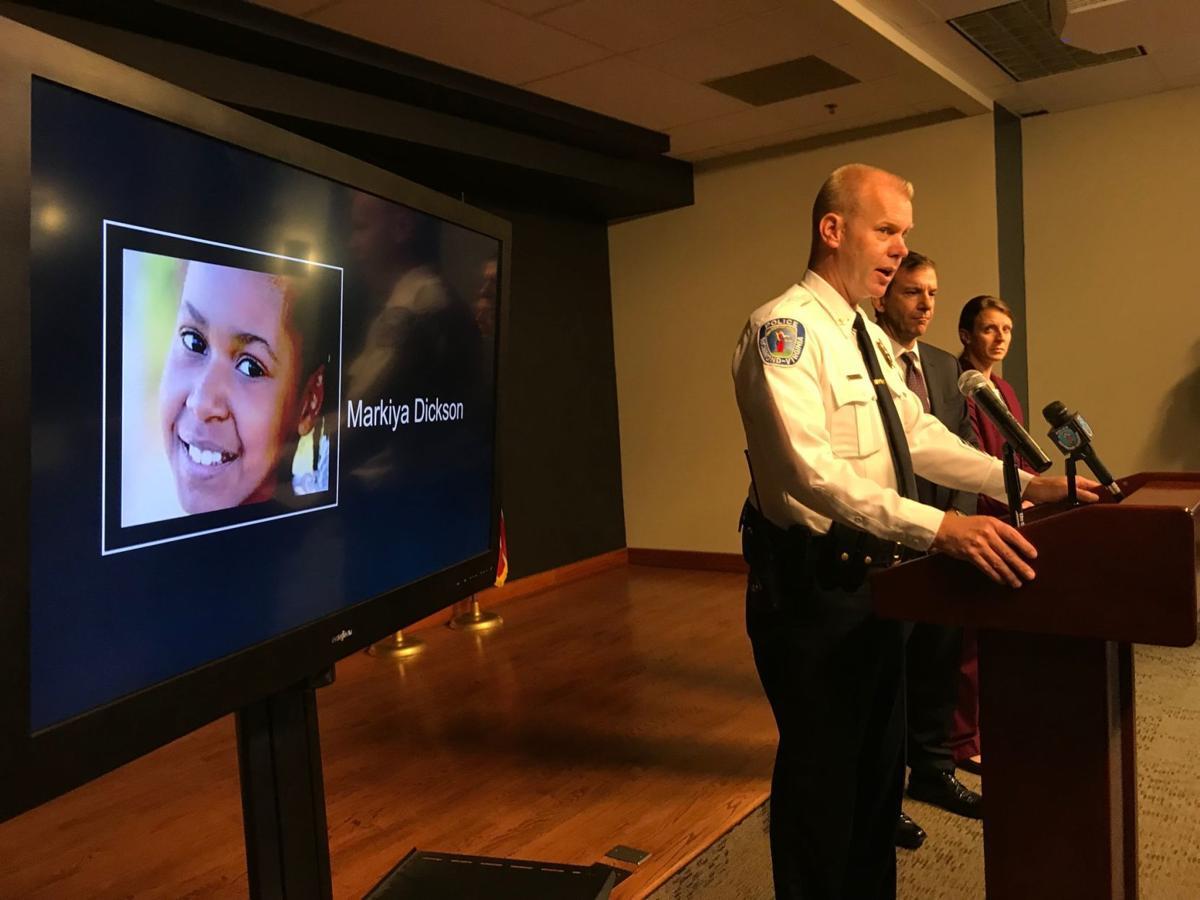 Richmond Police and FBI announce reward