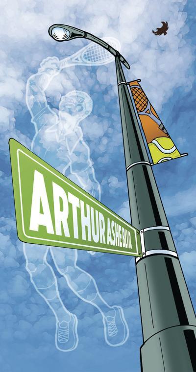 Arthur Ashe Boulevard