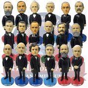 Presidential bobbleheads