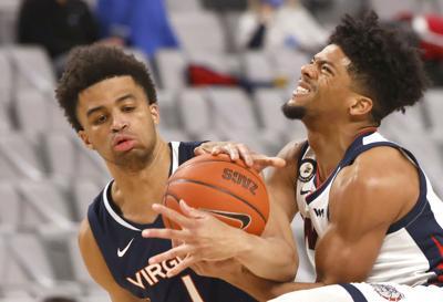 Virginia Gonzaga Basketball