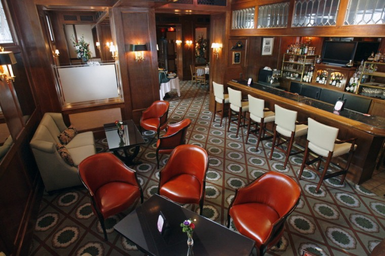 The Dining Room At Berkeley Hotel Spring 2016 Richmond