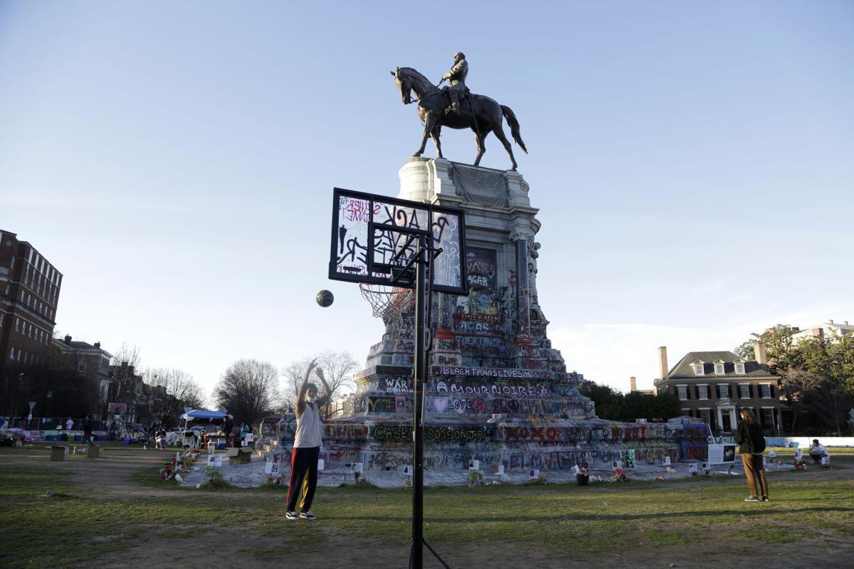 Confederate Monument Virginia