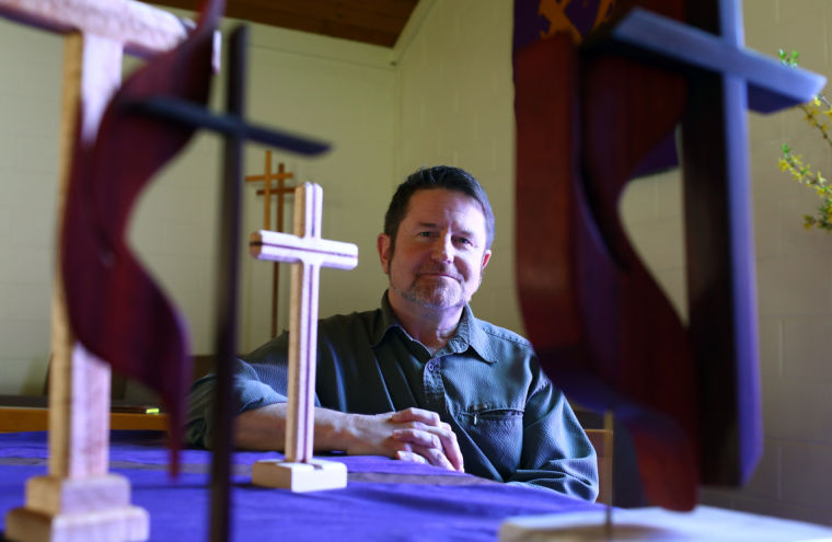 Making a ministry of handmade crosses