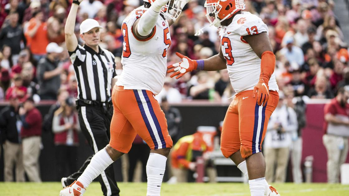 How Virginia Tech landed highly touted Clemson DT Jordan Williams out of transfer portal