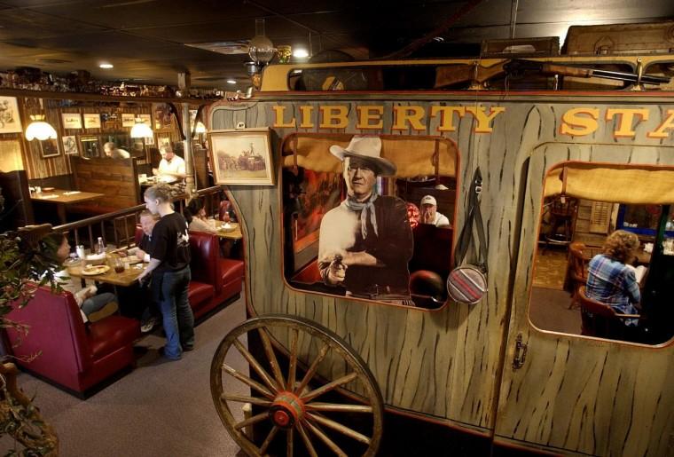 Cowboy Themed Liberty Valance Closed Business Richmond Com