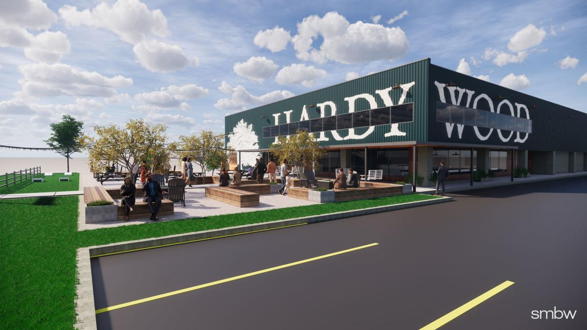 Hardywood Park Craft Brewery's plans for Ownby Lane in Richmond