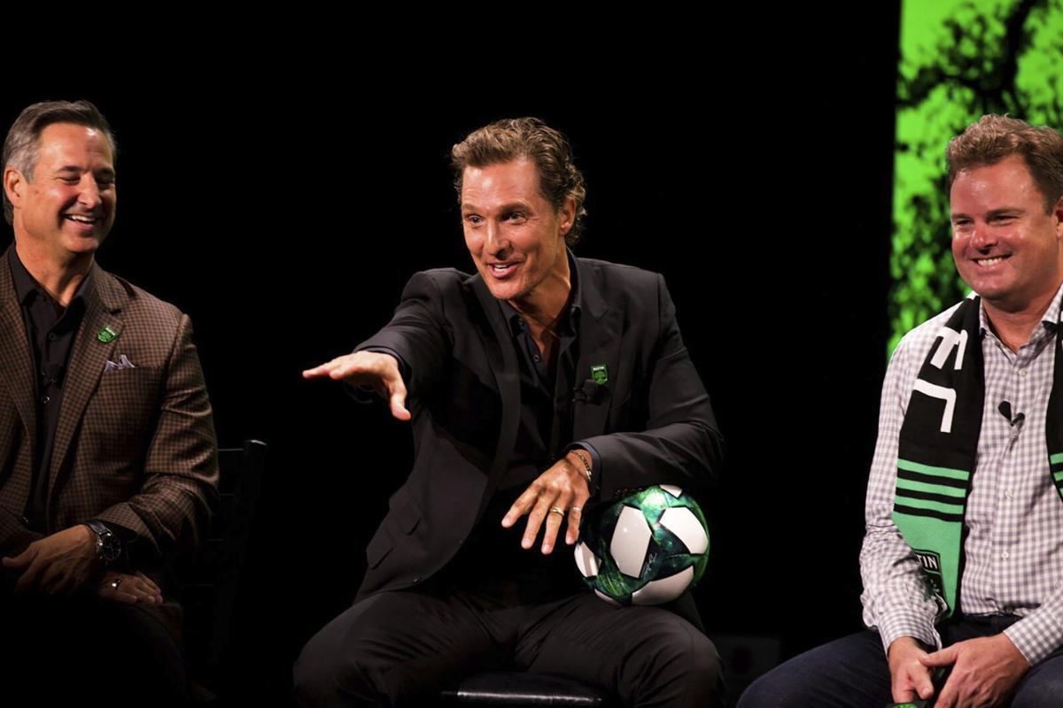 MLS Austin FC Investors Soccer