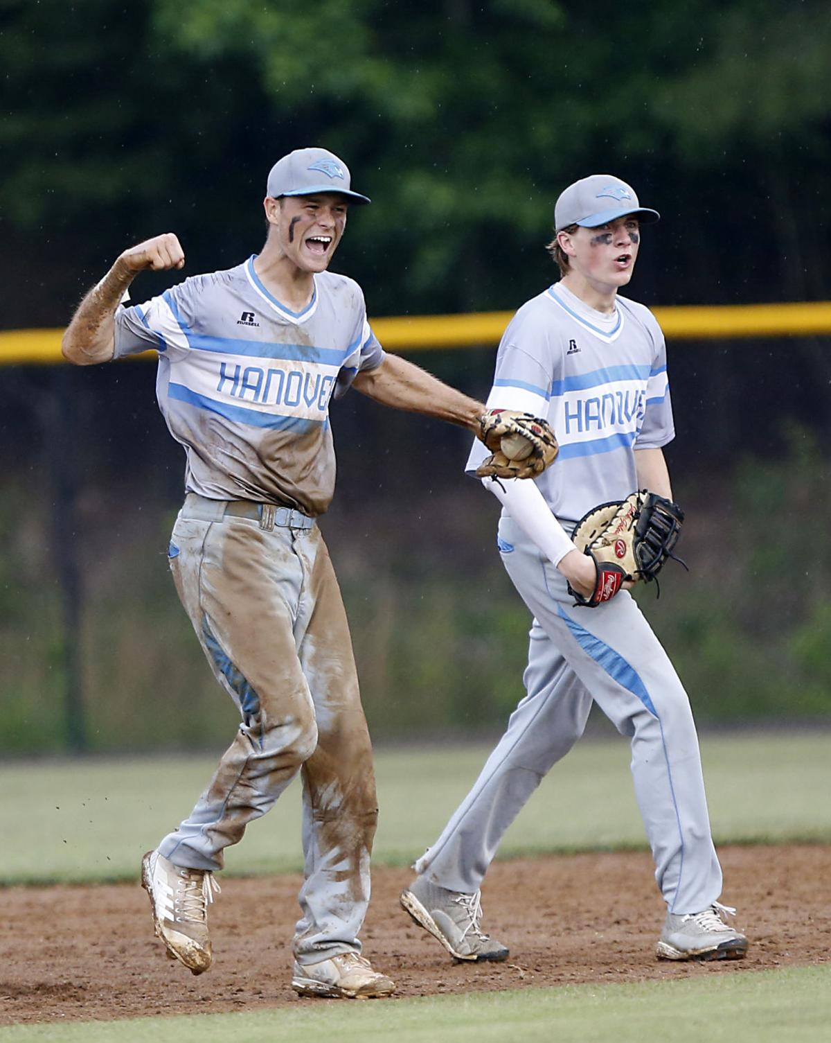 Hanover can't hold line, falls in 4B baseball semifinal