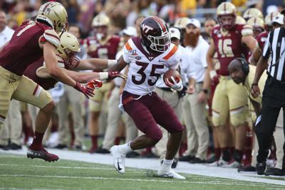 Virginia Tech Boston College Football