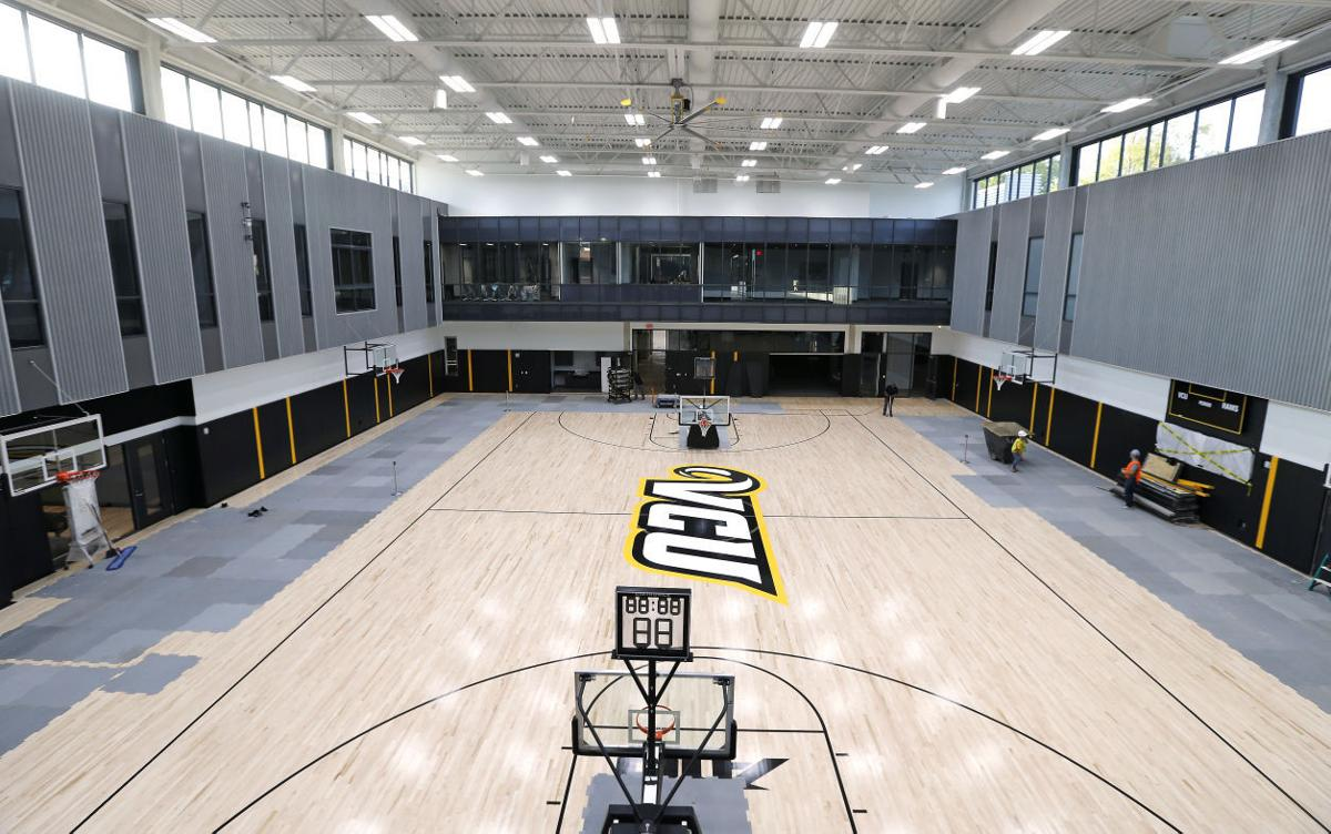 VCU BASKETBALL PRACTICE FACILITY