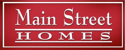 Main Street Homes: logo