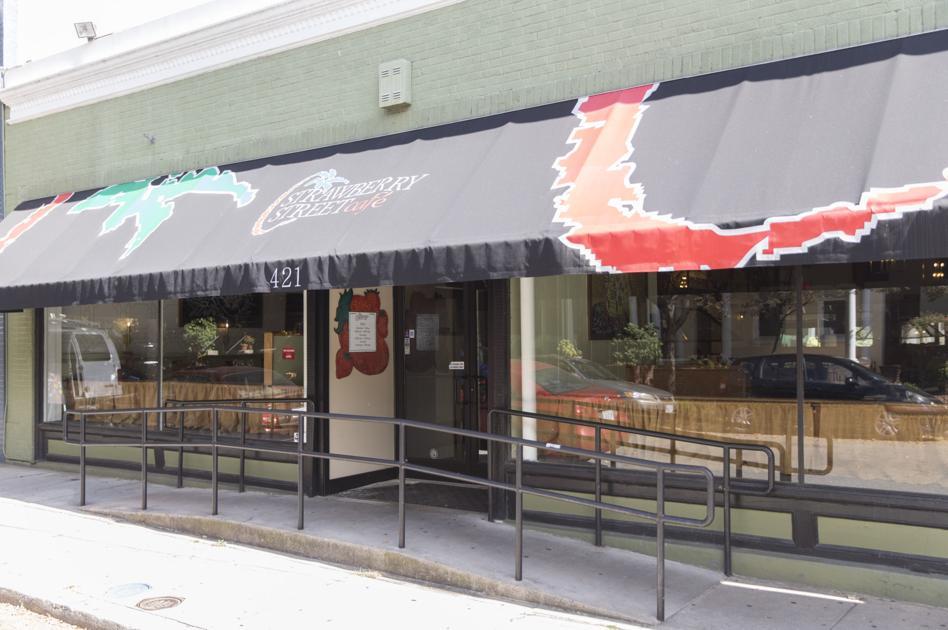 Strawberry Street Cafe Facebook