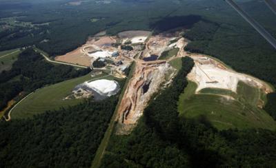 Buckingham mine