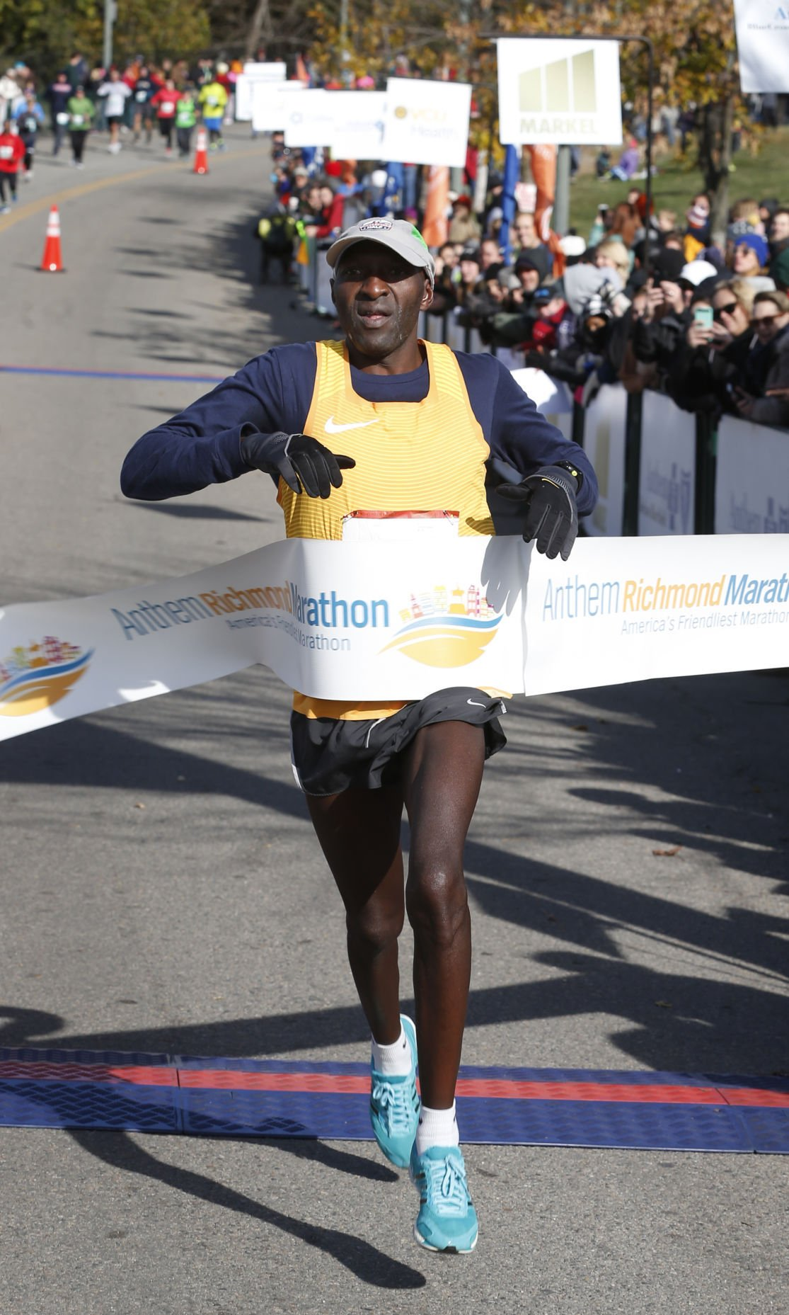 Richmond Marathon disqualifies three runners, including men's winner