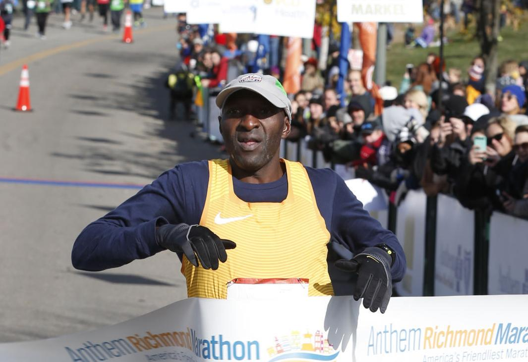 Marathon men's winner disqualified by organizers; women's half-marathon winner also disqualified