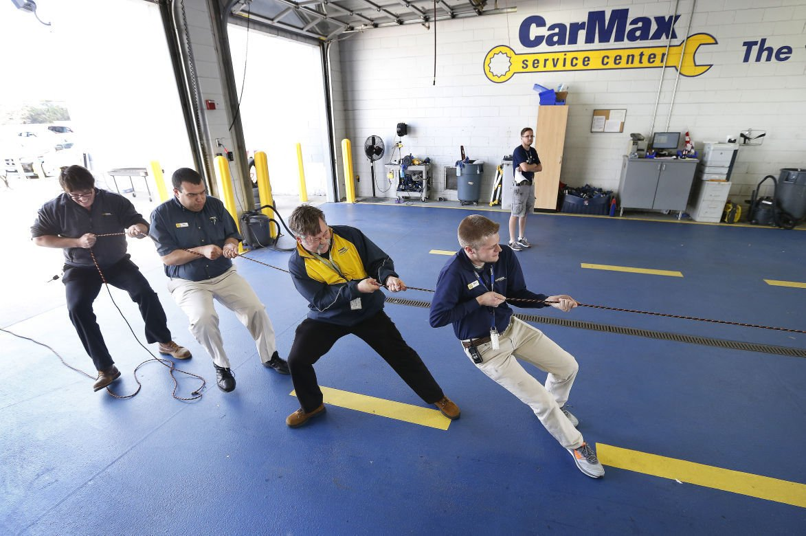Carmax S Workplace Retion Earns Top Spot For Third Straight Year