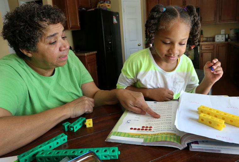 Raising grandchildren challenging, rewarding