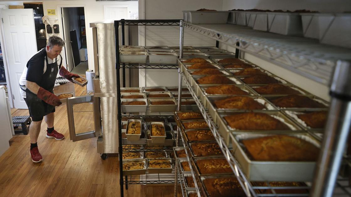 WATCH NOW: Maker of Irish baked goods builds new commercial kitchen space in his Henrico home; expands product distribution