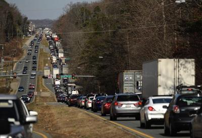 High-speed chase, crash led to sign damage that closed I-95 near