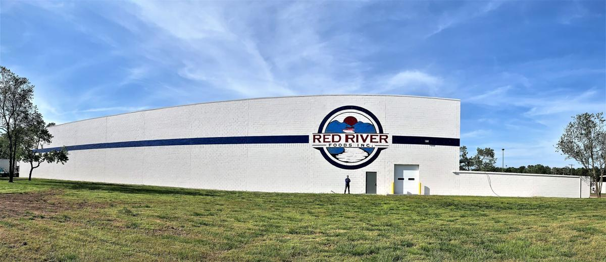 Red River Foods warehouse