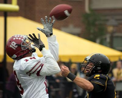 Hampden-Sydney at Randolph-Macon football A0561