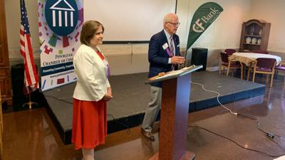 Legislators speak to Powhatan Chamber of Commerce about General Assembly