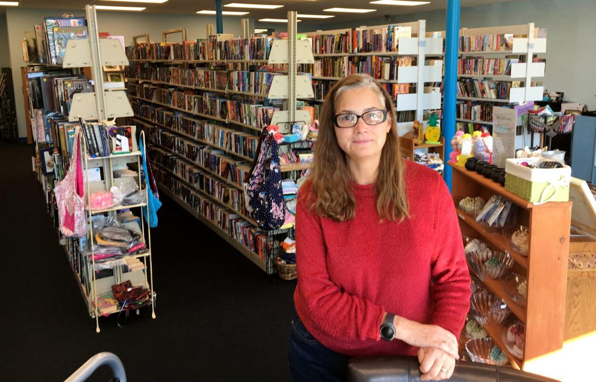Books, Beads & More store in Mechanicsville.