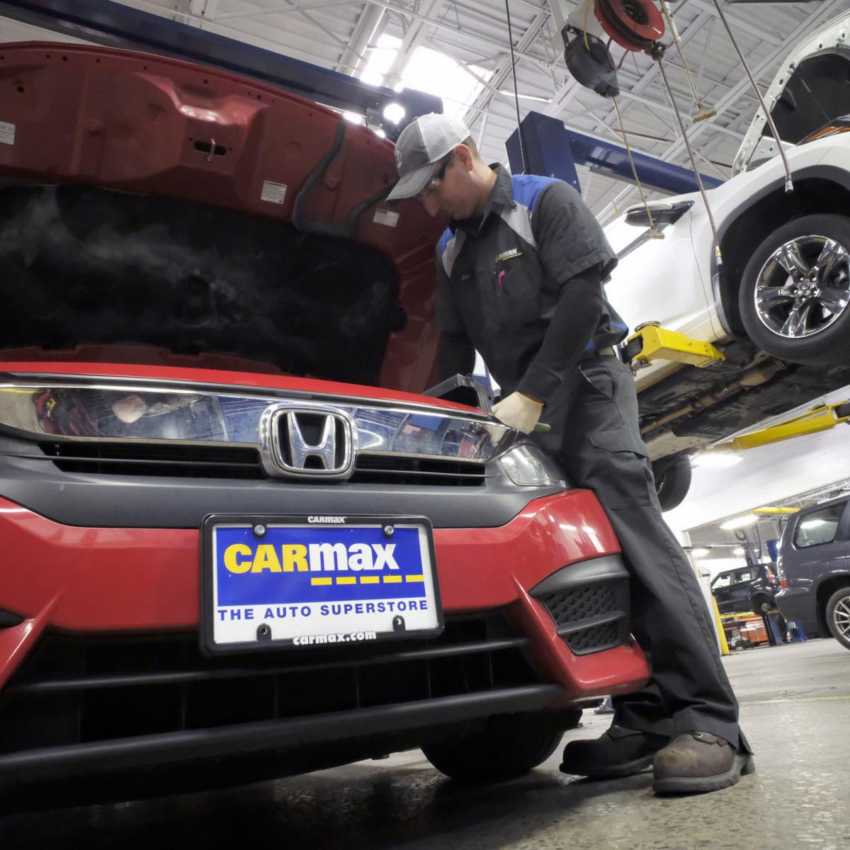 Carmax Career Can Take Employees To Places They Never Imagined