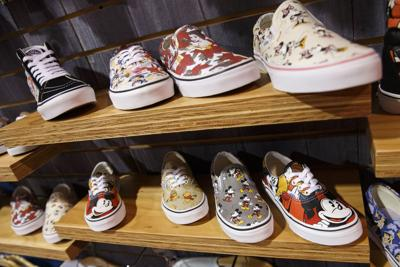288c0c8dbc Vans executives would not disclose what percentage of its shoes are made in  China